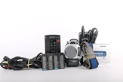 80新二手 Sony索尼 DCR-TRV15E 婚礼数码摄像机  53375京
