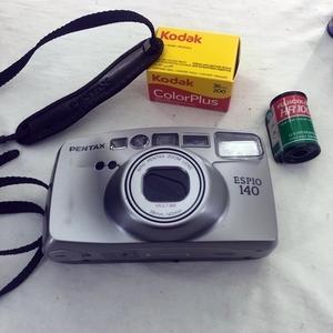 PENTAX/宾得ESPIO 140 135胶片机SMC38-140mm 变焦傻瓜胶卷相机