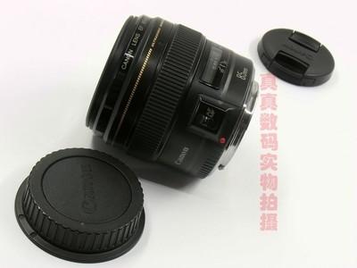 成色不错 佳能EF 85 F1.8 USM 高性价比定焦人像头 #2124