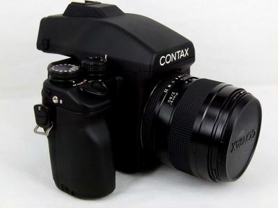 华瑞摄影器材-康泰时Contax 645 AF带80套机