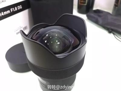 适马14mm f/1.8 DG Art