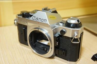 佳能 Canon AE-1