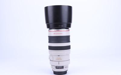 96新二手Canon佳能 100-400/4.5-5.6 L IS 大白一代 373732京