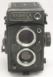 Yashica-Mat 124 G(1796)★