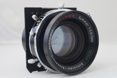 德国 施耐德  300mm F5.6 500mm F12 双焦距大画幅镜头