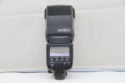 95新二手Canon佳能 580EX II 闪光灯 适用于5D25D3 095305京