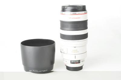 98新  佳能 EF 100-400mm f/4.5-5.6L IS USM(大白)