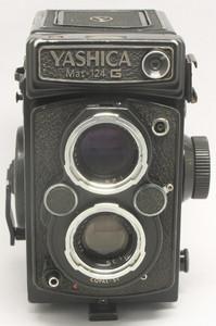 88新 Yashica-Mat 124 G(1795)★