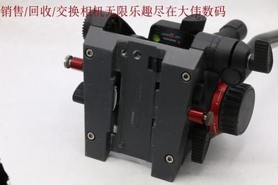 新到 95成新 曼富图 504 HD 液压云台 编号0659