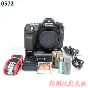 佳能EOS50D单反相机 0572 双电池 含手柄 CF卡