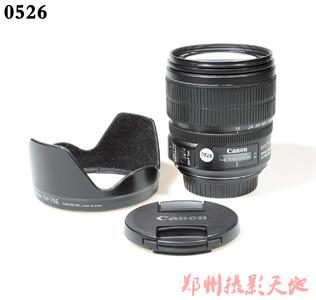 佳能 EF-S 15-85mm f/3.5-5.6 IS USM 单反镜头 0526