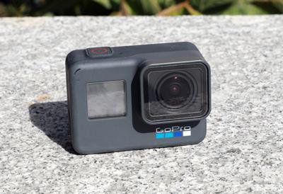 联保GoPro Hero6Black 98新,包装说明全在