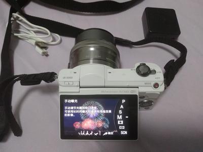 索尼A5000 16-50镜头套机