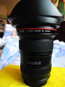 行货自用佳能 EF 16-35mm f/2.8L II USM
