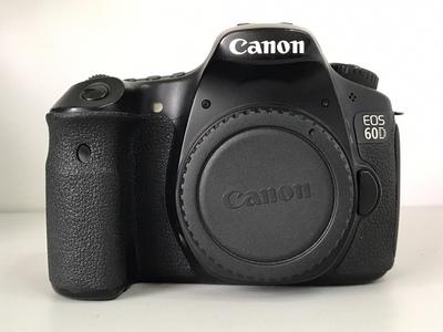 佳能 EOS-60D 单反数码相机机身 天津福润相机行