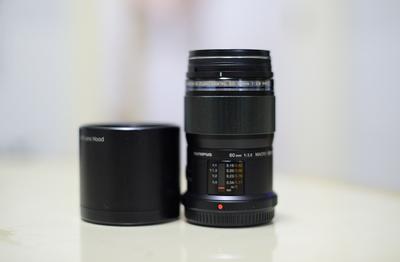 奥林巴斯 ED 60mm f/2.8 微距镜头