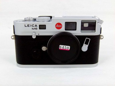 华瑞摄影器材-徕卡 M6停产纪念版