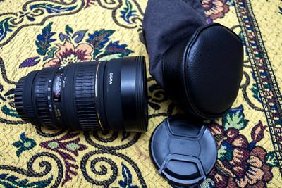 佳能口适马15-30 EX IF超广角内对焦内变焦全幅镜头