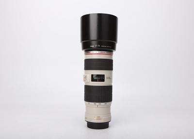 94新二手 Canon佳能 70-200/4 L IS USM小小白 214525津