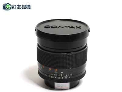康泰时/Contax Planar 85/1.4 AEG 镜头 德产 85mm CY口 *98新*