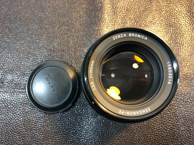 bronica 博朗尼卡 etr系列用 PE 150/3.5mm镜头