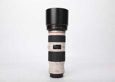 95新二手 Canon佳能 70-200/4 L IS USM小小白 555812津