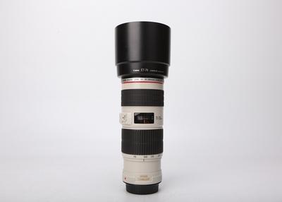 94新二手 Canon佳能 70-200/4 L IS USM小小白 323259津