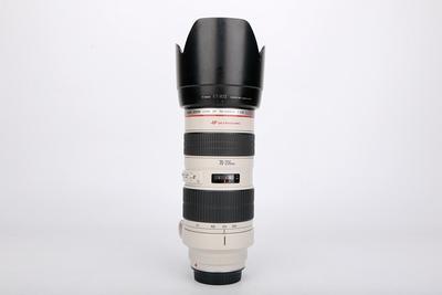 11新二手Canon佳能 70-200/2.8 L 小白变焦镜头 027840津