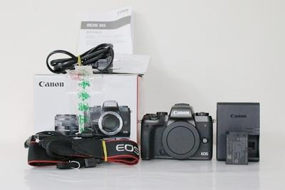 98新二手Canon佳能 M5 单机 微单相机 高价回收 001094成