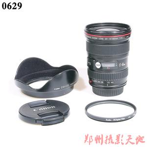 佳能 EF 17-40mm f/4L USM 单反镜头 0629