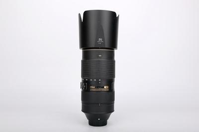 11新二手 Nikon尼康 80-400/4.5-5.6 G ED VR 244356津