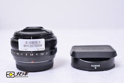 97新 富士 XF18/2.0 R (BH12070009)