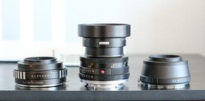 莱卡R50F2E43镜头