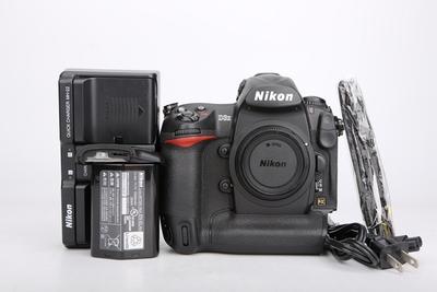 11新二手 Nikon尼康 D3X 单机 快门38207次 004331津