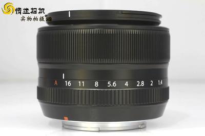 【标准定焦镜头】富士35/1.4 R(NO:8850)*