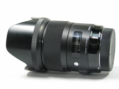 适马 35mm f/1.4 DG ART佳能口98新