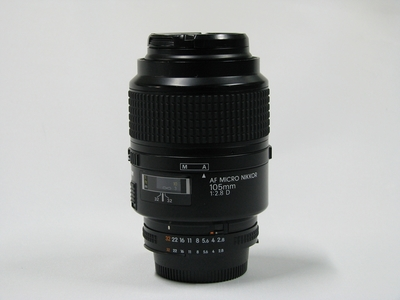 尼康 AF Micro 105mm f/2.8D微距镜头97新