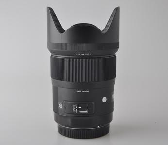 适马 35mm f/1.4 DG HSM Art(佳能口)(尼康口)