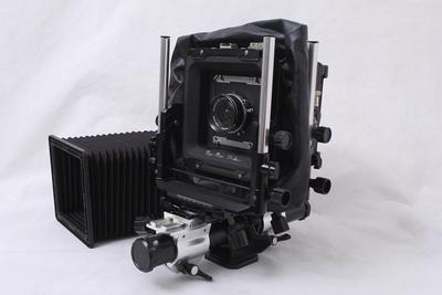 星座TOYO 45G 4X5单轨大画幅相机 双皮腔