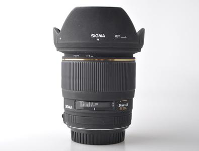 适马 24mm f/1.8 EX DG ASPERICAL MACRO(佳能口)