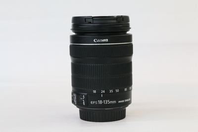 85新二手Canon佳能 18-135/3.5-5.6 IS STM变焦镜头 076348州