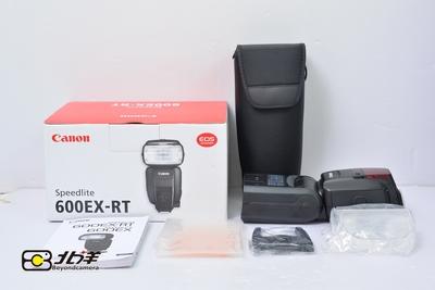99新 佳能 600EX-RT 闪光灯 大陆行货带包装 (BH12120002)