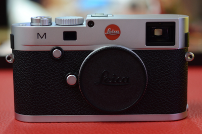 Leica/徕卡 M-P typ240 一百周年纪念版徕卡m240银色旁轴相机