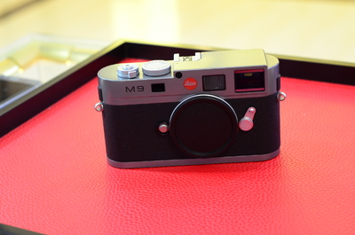 Leica 徕卡M9 旁轴m9p钛金色 数码相机 钢灰色 全画幅 已更换CCD
