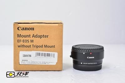 99新 佳能 卡口适配器 EF-EOS M (BH12130004)