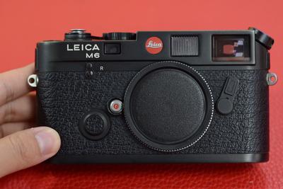 Leica徕卡M6小盘黑色胶片机莱卡m6胶片机相机黑色