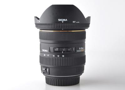 适马 10-20mm f/4.0-5.6 EX DC HSM(佳能口)