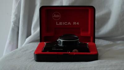 Leica R4 5枚R头,换购徕卡M-P优先