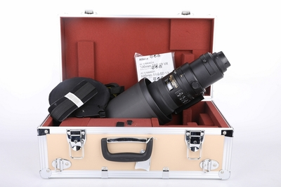特价95新二手 Nikon尼康 500/4 G ED VR 超长焦540 205374京