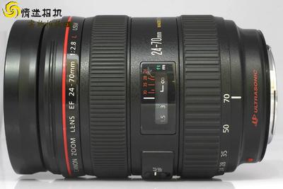 【全画幅标准变焦镜头】佳能24-70/2.8L USM(NO:9488)
